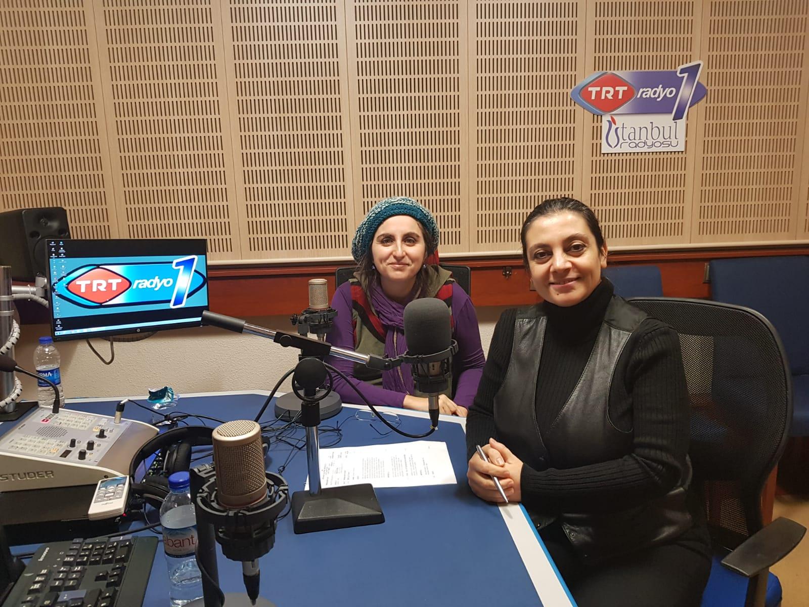 TRT Radyo 1 Hayatın Renkleri'nde (2018 Aralık)